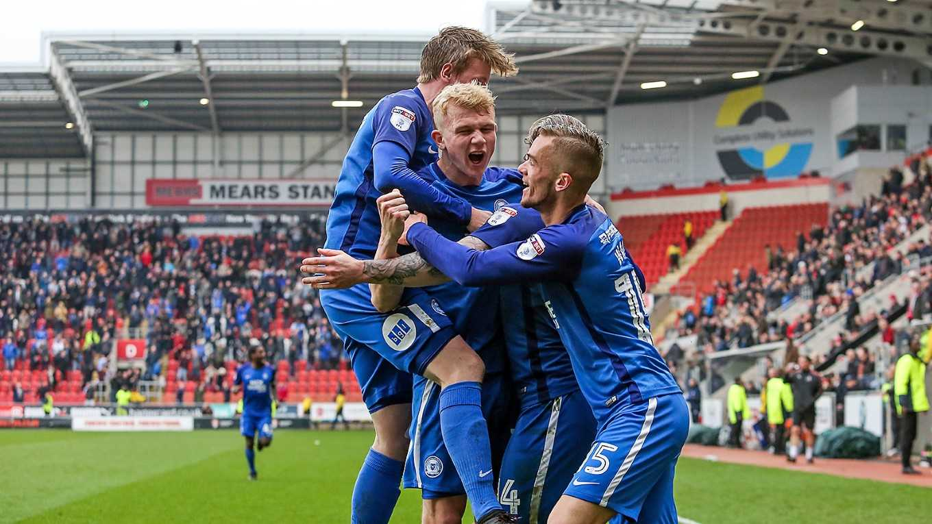 Nasze typy na mecz Peterborough United - Doncaster Rovers! 🇬🇧